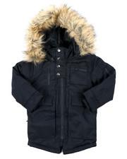 Heavy Coats - Glacier Lined Jacket (4-7)-2407240