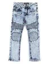 Boys - Moto Skinny Jeans (4-7)-2408301