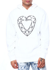 Diamond Supply Co - HEART CUT HOODIE-2407593