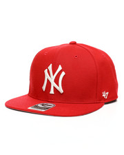 Accessories - New York Yankees Sure Shot Captain Snapback Hat-2406514