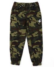 Rocawear - Camo Twill Jogger Pants (4-7)-2408480