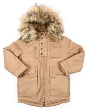 Heavy Coats - Glacier Lined Jacket (8-20)-2407262