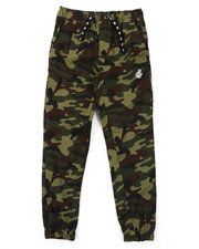 Rocawear - Camo Twill Jogger Pants (4-7)-2408490