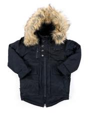 Heavy Coats - Glacier Lined Jacket (8-20)-2407246