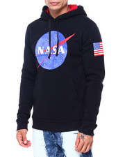 Akademiks - AXIS NASA FLEECE HOODIE-2408824