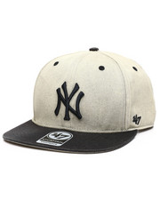 '47 - New York Yankees Cement 47 Captain Wool Hat-2405298