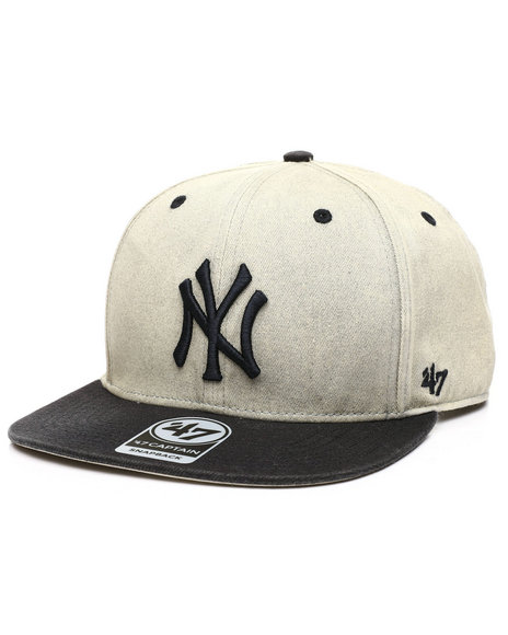 '47 - New York Yankees Cement 47 Captain Wool Hat