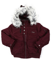 Outerwear - Blizzard Lined Jacket (8-20)-2407213