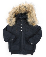 Outerwear - Blizzard Lined Jacket (4-7)-2406992