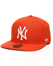 Accessories - New York Yankees Sure Shot 47 Captain Snapback Hat-2406442