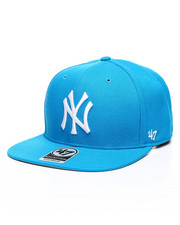 Accessories - New York Yankees Sure Shot 47 Captain Snapback Hat-2406487