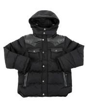 Boys - Puffer Jacket (8-20)-2408267