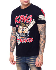 SWITCH - Pit Bull King of the Street Tee-2408500