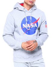 Akademiks - AXIS NASA FLEECE HOODIE-2407623