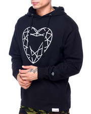 Diamond Supply Co - HEART CUT HOODIE-2407618