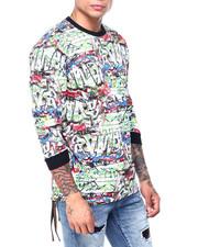 Shirts - Graffiti  LS Tee-2408567