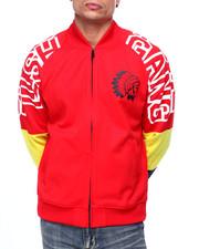 Hustle Gang - fast track jacket-2408547