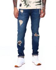 Jeans - VINTAGE WASH RIPPED JEAN-2407733