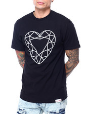 Diamond Supply Co - HEARTCUT TEE-2407833