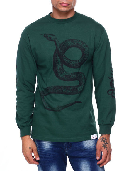 Diamond Supply Co - COLD BLOODED L/S TEE