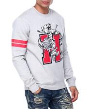 Hustle Gang - atreyu bear crew sweatshirt-2408510