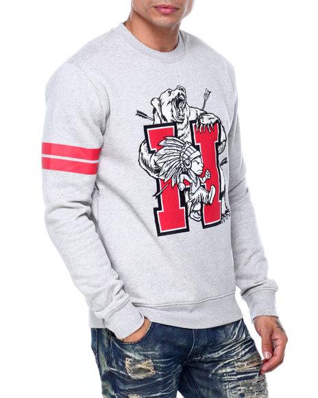 Hustle Gang - atreyu bear crew sweatshirt