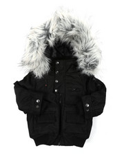 Outerwear - Blizzard Lined Jacket (2T-4T)-2406988
