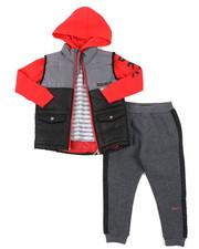 DKNY Jeans - Thompson Street 3PC Set (4-7)-2406566