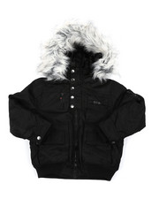 Outerwear - Blizzard Lined Jacket (8-20)-2407223