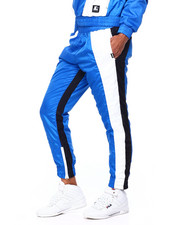 Sweatpants - Color Blocked Track Pant-2406298