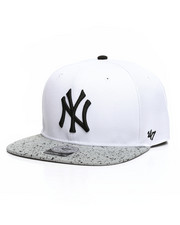 Accessories - New York Yankees Speckle 47 Captain Snapback Hat-2406454
