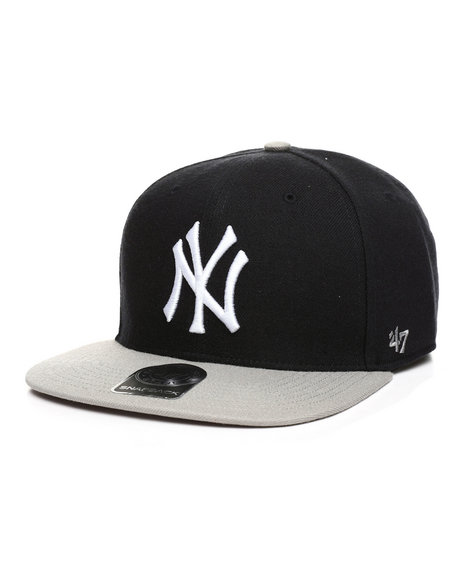 '47 - New York Yankees Sure Shot Two Tone Captain Snapback Hat