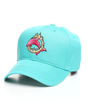 Pink Dolphin - Ring Of Fire Snapback Hat-2408243