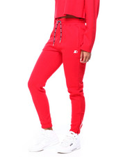 Women - Brushed Back Fleece Jogger-2409173