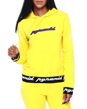 Women - Core 3D Patch Pullover Hoody-2409288