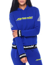 Women - Core 3D Patch Pullover Hoody-2409324