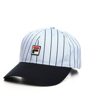 Fila - Pinstripe Baseball Dad Hat-2404115