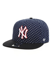'47 - New York Yankees Crossbreed 47 Captain Wool Hat-2405295