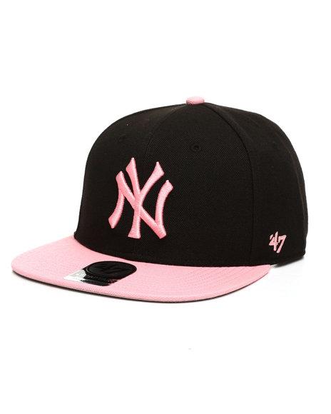 '47 - New York Yankees Sure Shot Two Tone 47 Captain Snapback Hat