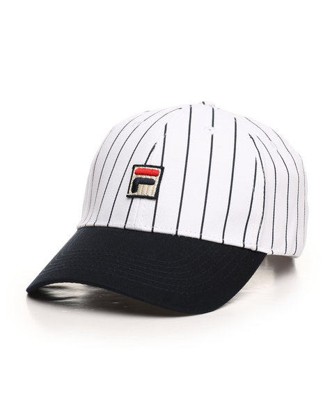 Fila - Pinstripe Baseball Dad Hat