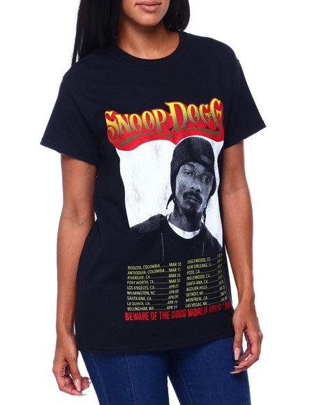 Graphix Gallery - Snoop Dogg Tour S/S Tee
