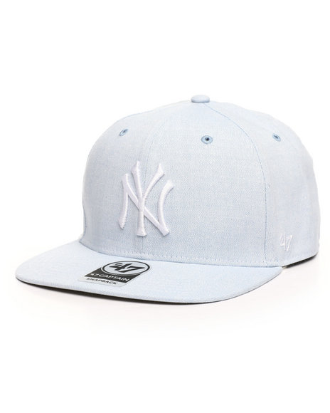 '47 - New York Yankees Columbia Emery 47 Captain Hat