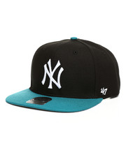 '47 - New York Yankees Sure Shot Two Tone 47 Captain Snapback Hat-2406456