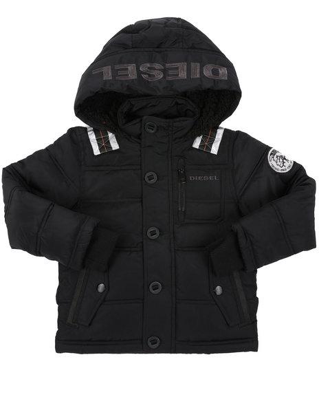 DIESEL KIDS - Puffer Jacket (4-7)