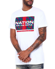 Parish - NATION CUBE TEE-2410551