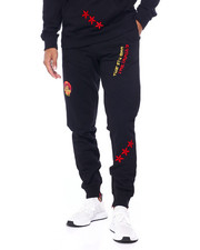Joggers - LEATHER FACE Jogger-2410009