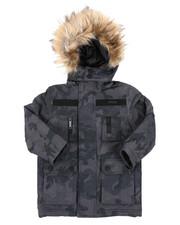 Outerwear - Parka Jacket (4-7)-2409961