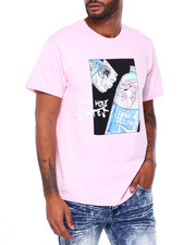 Pink Dolphin - DRINK MORE TEE-2409492