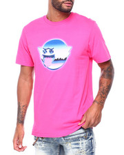 Pink Dolphin - METALLIC GHOST TEE-2409511