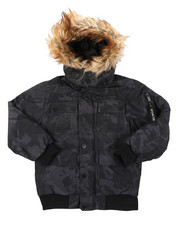 Sizes 8-20 - Big Kids - Bomber Jacket (8-20)-2409932